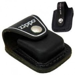 Looking for a leather pouch to keep your Zippo secured?