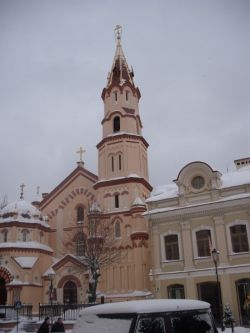 Vilnius in Winter
