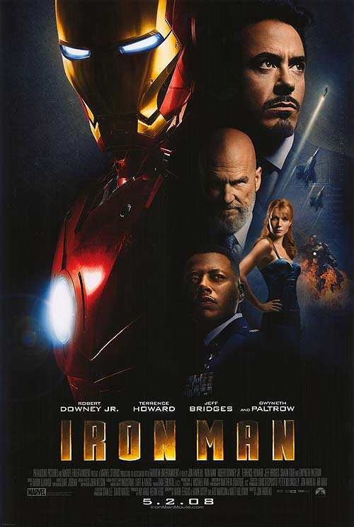 Iron Man was the first film in the Marvel Cinematic Universe.