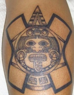 Aztec Tattoos on Tattoo Ideas  Aztec Tattoos Designs  Gallery And Pics