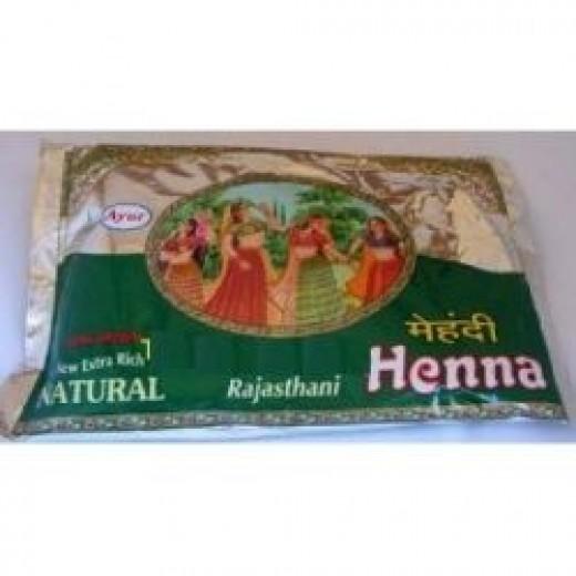 Buy 100% Natural Henna Powder for Hair