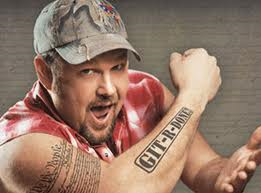 LARRY, THE CABLE GUY