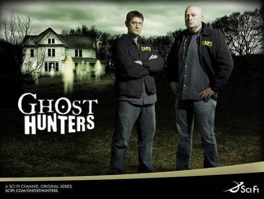 Ghost Hunters Jason and Grant