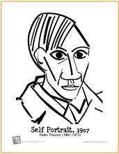 picasso-self-portrait