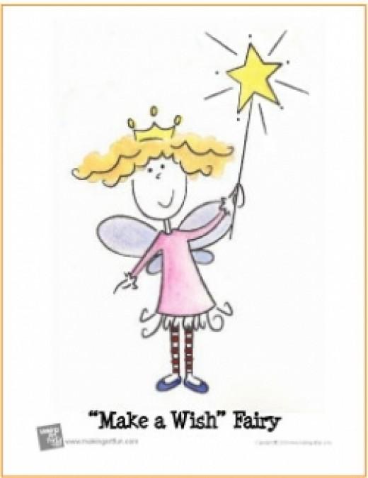 watercolor lesson fairy