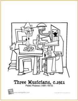 three-musicians-coloring-page