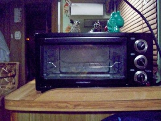 My Toaster Oven