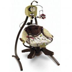 Sturdy Construction of Zen Cradle Swing
