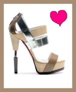 Ruthie Davis Robot Ankle Strap Sandal