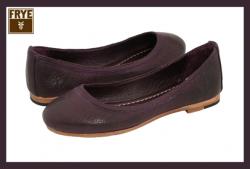 Frye Carson Ballet Shoes