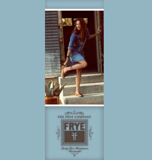Frye Flat Shoes