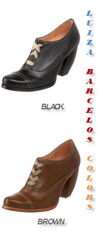 Oxford Women's Shoes-Colors