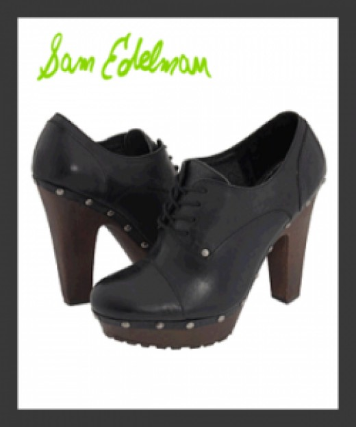 Sam Edelman Oxford Women's Shoes