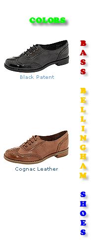 Bass Bellingham Oxford Women's Shoes - Colors