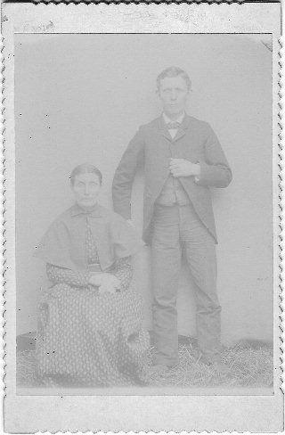 J.W.C. Wood and Emily (Thompson) Wood