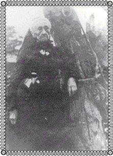 Mary Ann (Jacks) White, 10 Feb 1822 - 16 Mar 1920