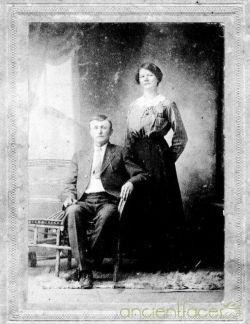 Isaac Mullins Jr. and Polly (Wireman) Mullins