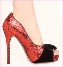 Pinup Girl High Heels