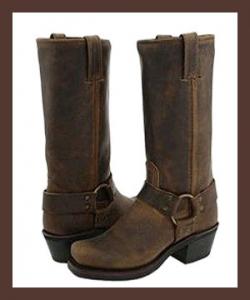 Frye Women's Harness 12R Boots - Tan