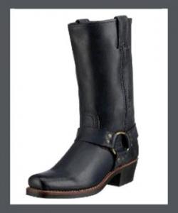 Frye Women's Harness 12R Boots - Navy