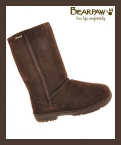 Bearpaw Emma Boots -Chocolate Color