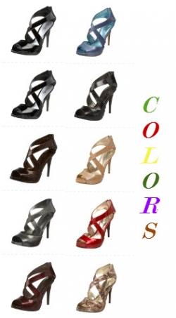 Carlos by Carlos Santana Women's Calico Pump - Colors