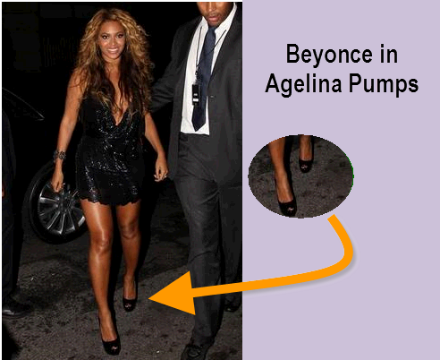 BEYONCE LIKES & WEARS RUTHIE DAVIS