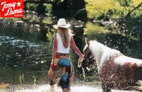 Women's Tony Lama Cowgirl Boots