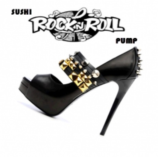 Ruthie Davis Sushi Rock And Roll Pump