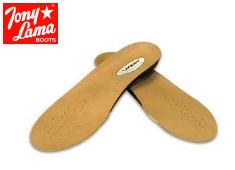 Tony Lama Boots Insole