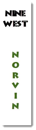 Nine West Norvin - Black Women's Flats :