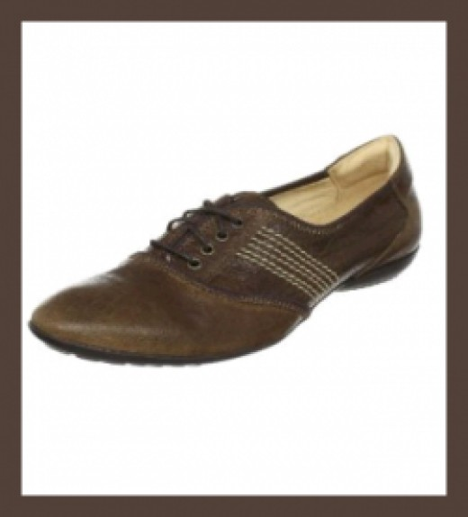 Sesto Meucci Baruska Lace-Up Flat Oxford