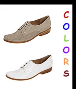 Pour La Victoire Colbi Oxford - Colors