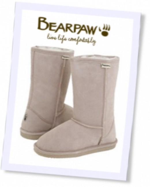 Bearpaw Eva 10