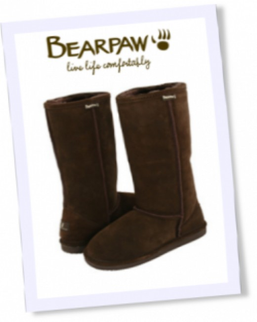 Bearpaw Eva 12