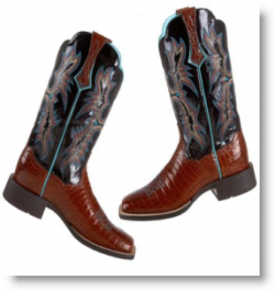 Ariat Women's Tombstone Boot in Pecan