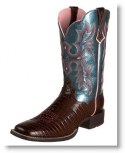 Ariat Women's Tombstone Boot in Brown