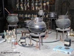 Potions Classroom