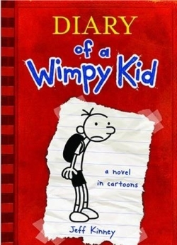 Diary of a Wimpy Kid Book #1