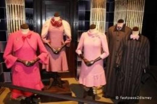 Professor Umbridge's Costumes