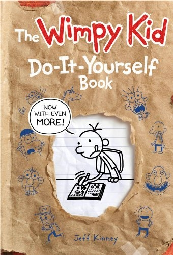 Diary of a Wimpy Kid Do it Yourself Book: Revised and Expanded!