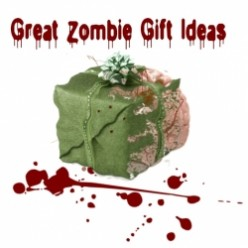 Zombie Gifts: Great Zombie Gift Ideas, Games and Collectibles