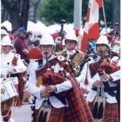 Alma Highland Festival and Games