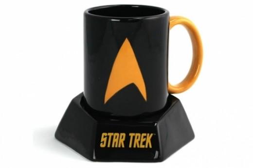 Star Trek Transporter Sound Effect Mug