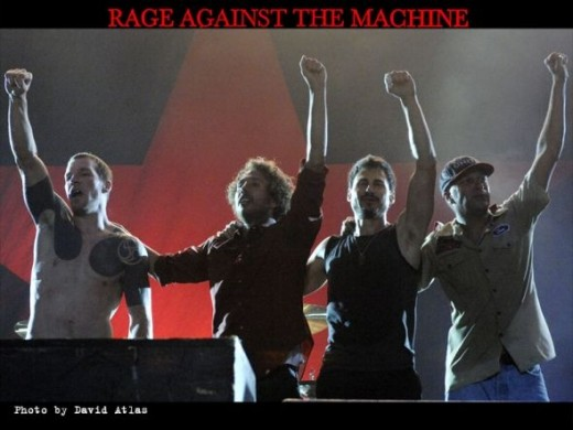 Download this Rage Against the Machine Wallpaper Photo on the Official RATM website!