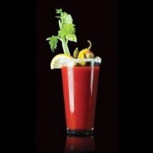 Bakon Mary Cocktail