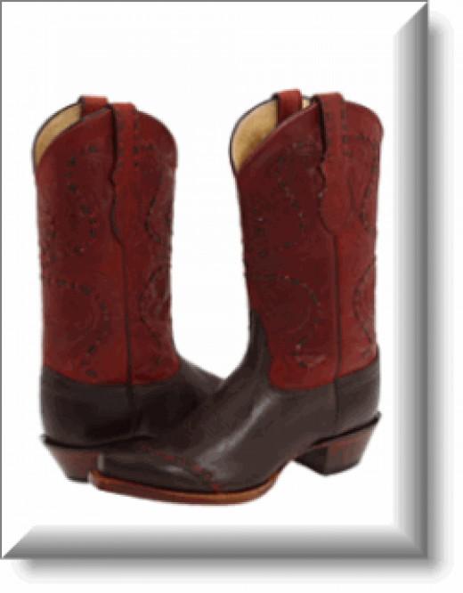 Women's Tony Lama Moka Monterrey Boots