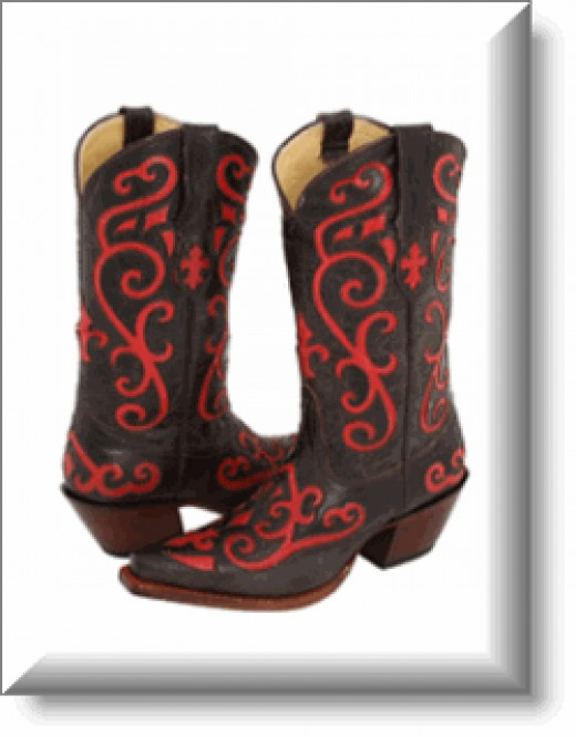 Women's Tony Lama Gold Rush Boots