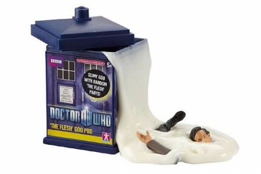 Doctor Who Gifts and Gift Ideas: The Flesh Goo Pod