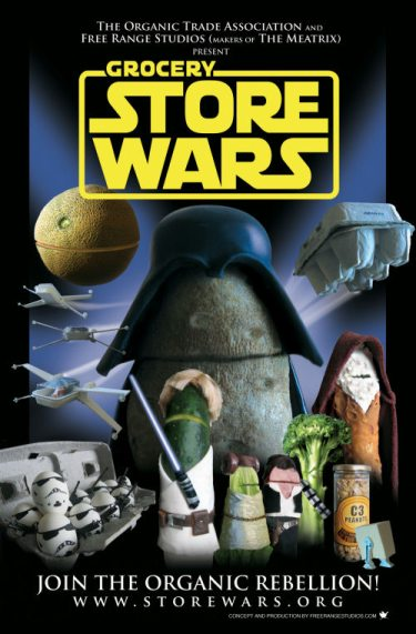 Grocery Store Wars Promo.  Image Source: http://puppet.wikia.com/wiki/Grocery_Store_Wars   Used under non-free/low resolution/fair use rationale